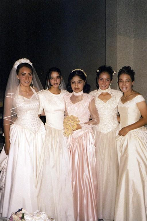 Tienda de vestidos de novia en galerias pachuca