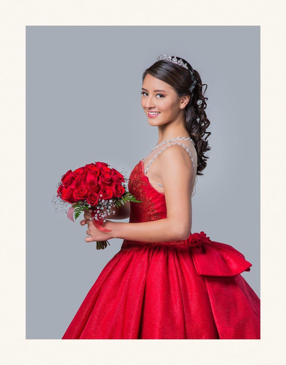 Vestido XV Años Pachuca- Irma Caroline 7717091016