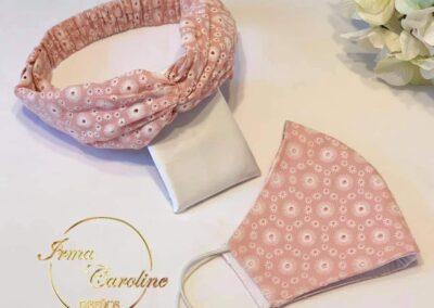 kit hairband-cubreboca $170.-